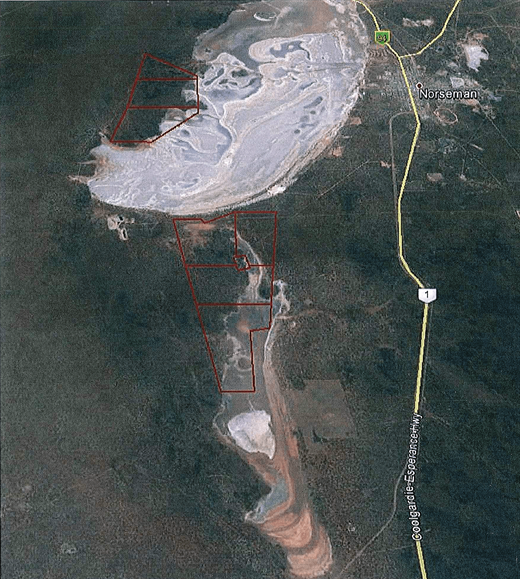 Mt Kirk – Lithium and Gold Project (Western Australia)